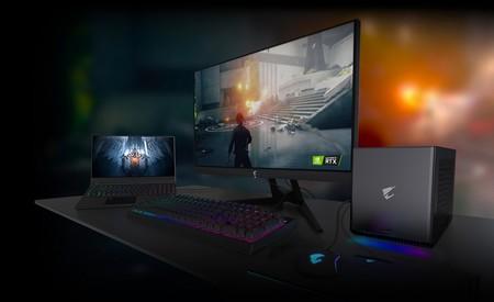 Gigabyte le da una vuelta de tuerca a las eGPUs y lanza una NVIDIA GeForce RTX 2080 Ti con refrigeración líquida