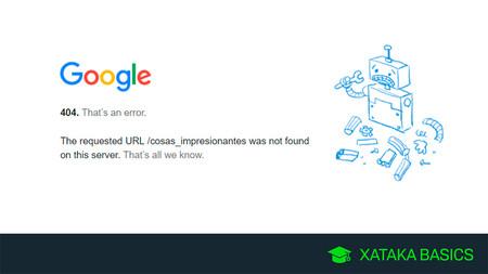 Errores 404, 500, 502, 504 y más en páginas web, ¿qué significan?