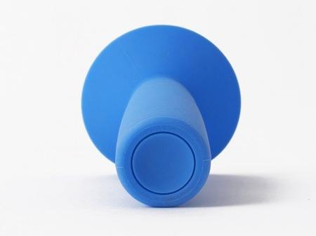 La adivinanza decorativa del viernes: azul