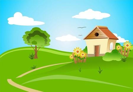 Canciones populares infantiles: 'El patio de mi casa'