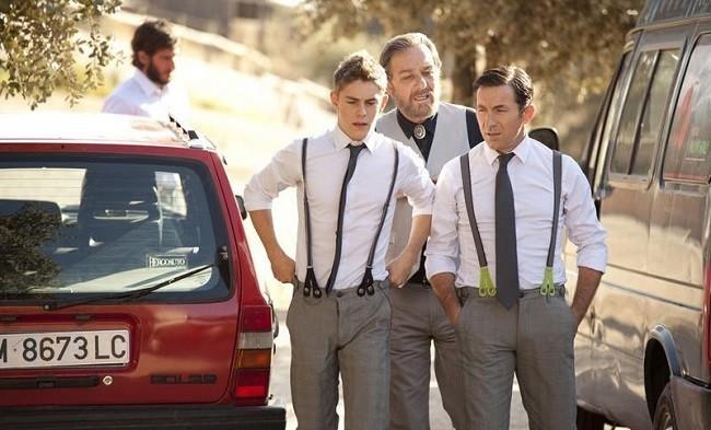 Escena de 'La gran familia española'