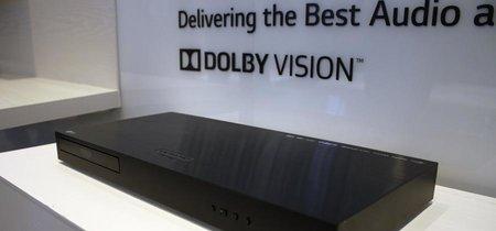LG pone a la venta su nuevo Blu-ray UHD de gama media-baja por 300 dólares