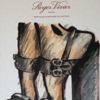 Aires modernos en la colección Primavera-Verano 2016 de Roger Vivier