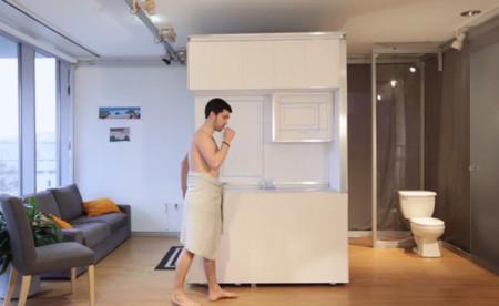 CityHome: el MIT nos enseña cómo aprovechar el espacio de una casa, y controlarla  con gestos