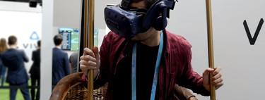 De volar en globo aerostático a matar zombies en multijugador: probamos las HTC Vive Pro