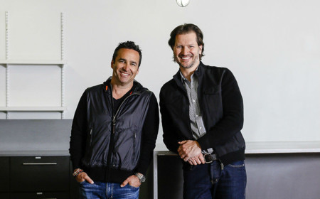Rob Segal y Jim Millership