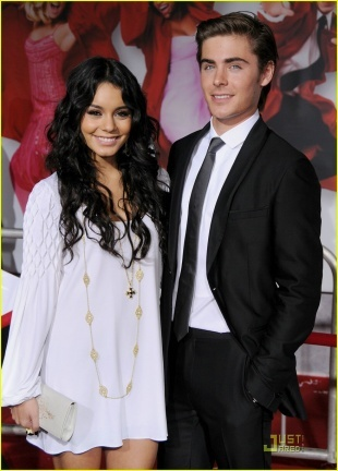 Gran estreno de 'High School Musical 3' en Los Angeles