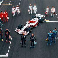 Ruedas de 18 pulgadas, menos alerones y efecto suelo: así serán los nuevos coches de Fórmula 1 a partir de 2022