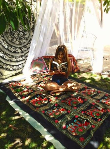Rincones Lectura Jardin 10