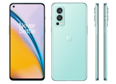Oneplus Nord 2 Oficial