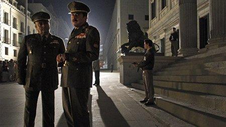 Rodajes de agosto del cine español | Juan Diego será el general Armada en la recreación del 23-F