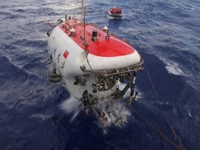 La futura estación submarina que planea construir China