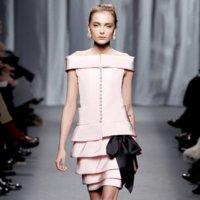 Duelo de estilos: vestido de Chanel ¿Carlota Casiraghi o Diane Kruger?