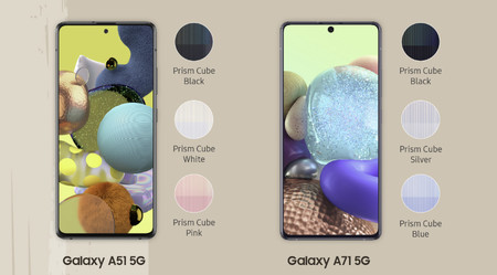Galaxy A51 A71 5g