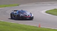 ¿Qué hace un McLaren P1 rodando en Fiorano?