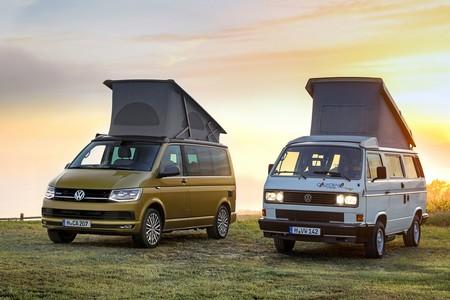 La Volkswagen California celebra sus 30 años con una edición limitada y más equipada desde 53.800 euros