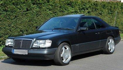 Mercedes E 200 W124 Coupé