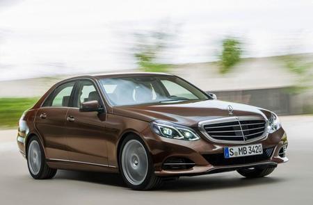 Así luce el renovado Mercedes-Benz Clase E