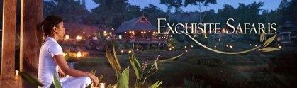 Exquisite Safaris, lujo humanitario