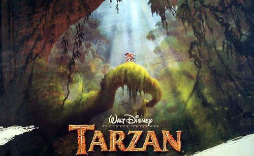 Disney: 'Tarzán', de Chris Buck y Kevin Lima