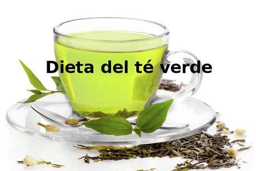 Dieta del té verde. Análisis de dietas milagro (LIII)