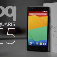 bq Aquaris E5 HD, review en vídeo