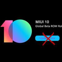 Xiaomi dejará de ofrecer versiones beta de MIUI Global a partir de julio