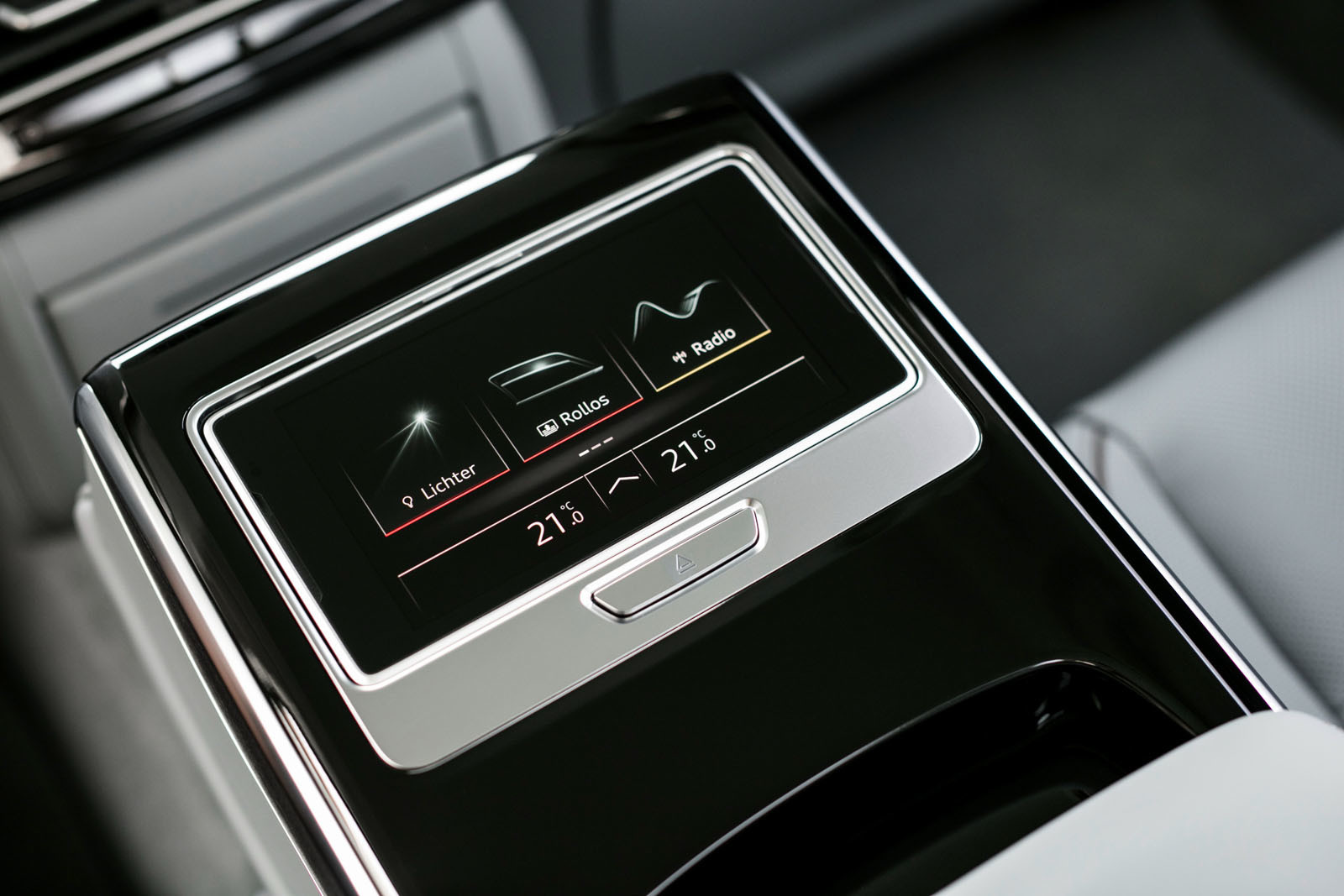 Audi A8 2018 (presentación)