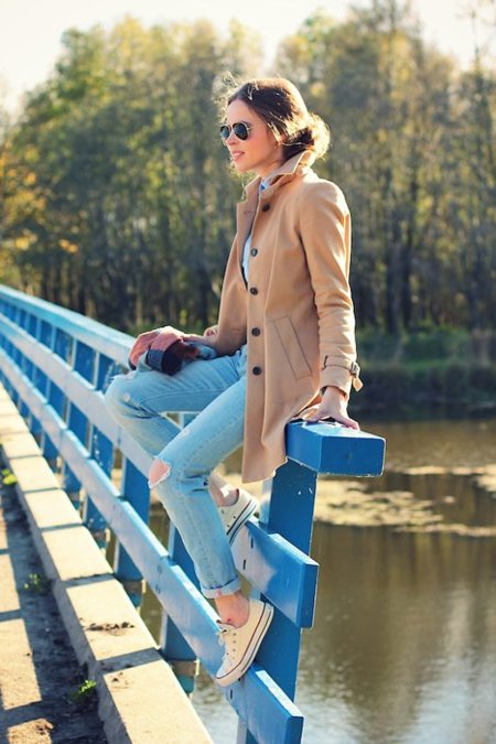 Christine azul tendencia