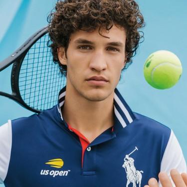 Polo Ralph Lauren lleva el DIY al abierto de tenis de Estados Unidos con su nueva colección