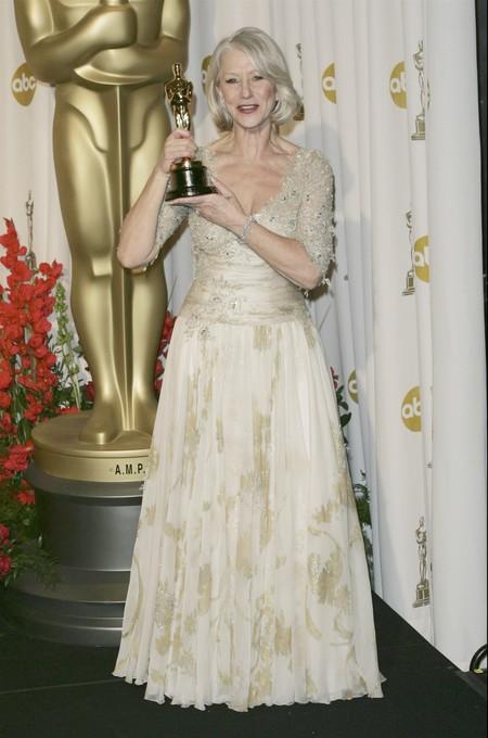 Helen Mirren Oscar 2006