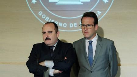 Carlos Areces En Cuerpo De Elite