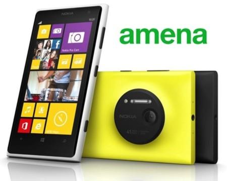 Precios Nokia Lumia 1020 con Amena