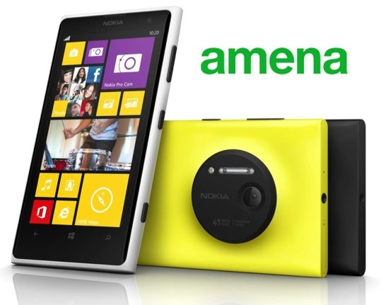 Prices Nokia Lumia 1020 with Amena