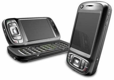 HTC P4550 Kaiser, más información