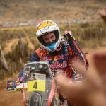 Jordi Viladoms cuelga el casco y pasará a ser el Director Deportivo de Rally de KTM Motorsport