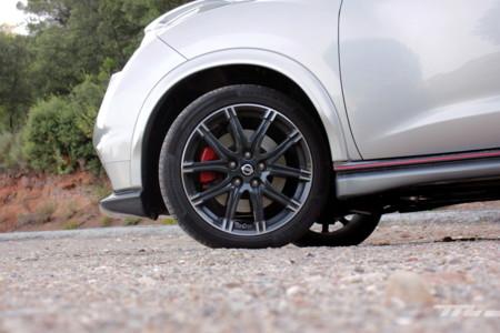 Nissan Juke Nismo Rs 2016 Prueba 330