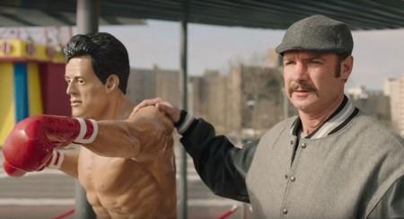 'Chuck', tráiler de la película sobre el verdadero Rocky Balboa