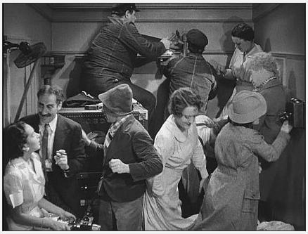El surrealismo del doblaje en la películas de los Hermanos Marx