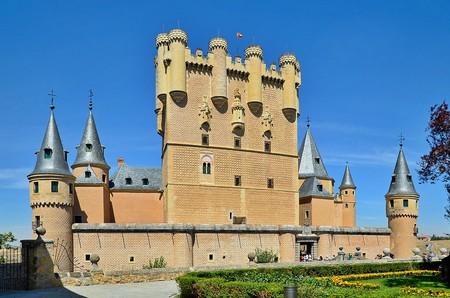Alcazar De Segovia 2