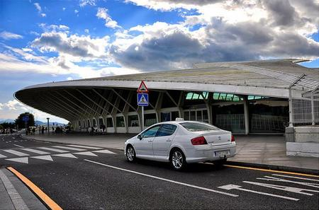 Aeropuerto Bilbao