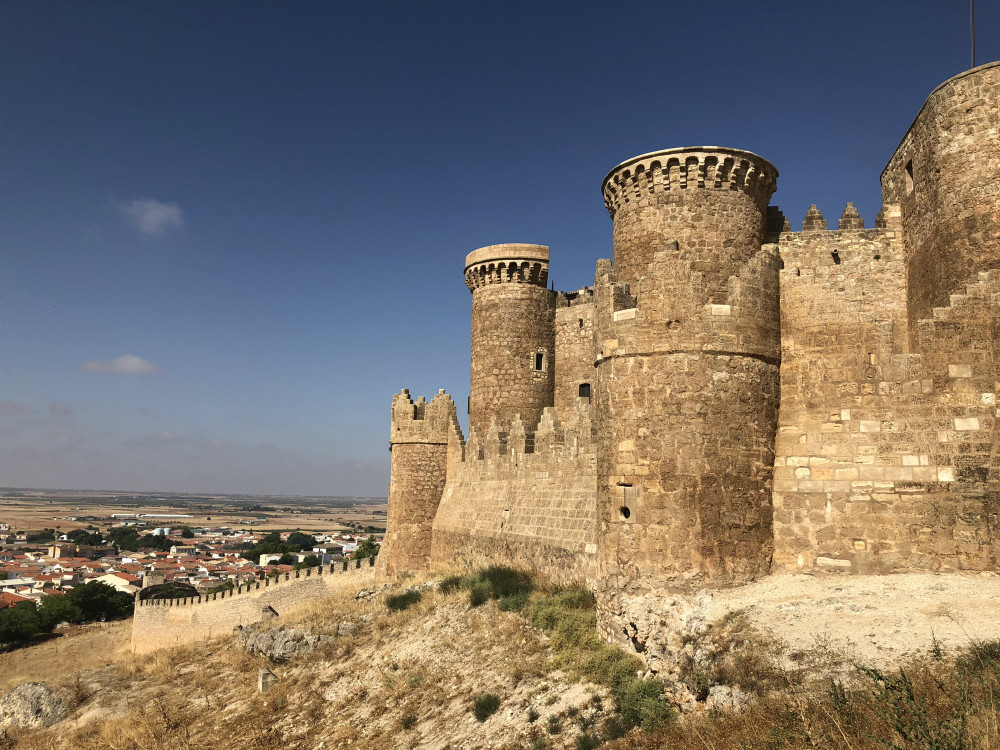 El Castillo de Belmonte: recorremos el castillo y disfrutamos de una de sus visitas teatralizadas