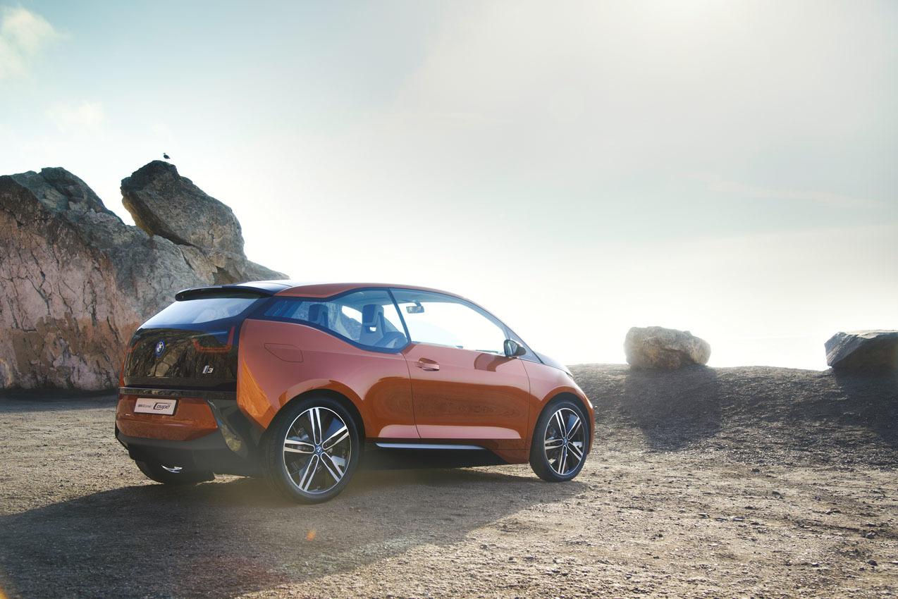 Foto de BMW i3 Concept Coupé (10/25)