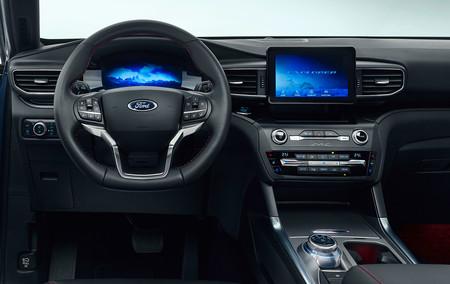 Ford Explorer PHWEV 2020, precios