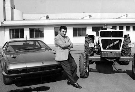 Ferruccio Lamborghini también tendrá su película