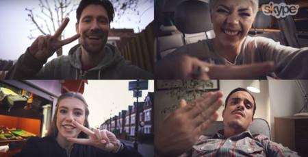 Las videollamadas en grupo de Skype llegan finalmente a las aplicaciones móviles