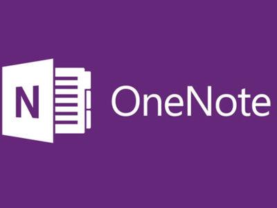 OneNote recibe varias actualizaciones para todas sus versiones