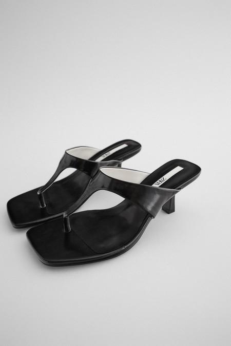 Calzado Zara Punta Cuadrada Aw 2020 05