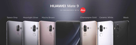 Huawei Mate 9 Colores
