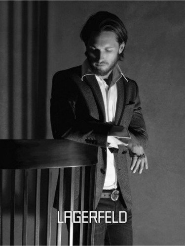 Karl Lagerfeld: campaña Otoño-Invierno 2011/2012